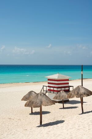 cancun: Scenery of Cancun, Mexico Stock Photo