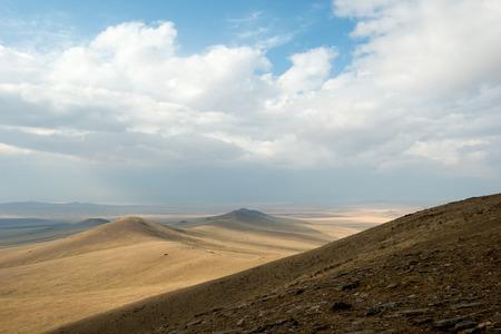 mongolia: Hustai National Park, Mongolia Stock Photo