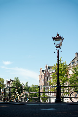 netherlands: This image shows a scene from Amsterdam,  in The Netherlands
