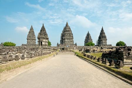 YOGYAKARTA: This image shows Prambanan Temple, in Yogyakarta, Indonesia