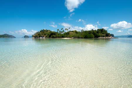 palawan: This image shows a Tropical Island in El Nido, Palawan, The Philippines
