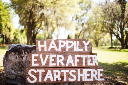 after: Happily ever after starts here