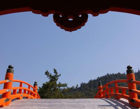 japanese bridge: japanese bridge