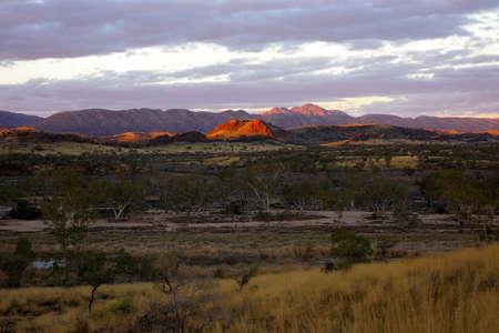 mcdonald: mcdonald range, northern territory
