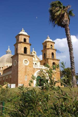 francis: st francis xavier cathedral, western australia Stock Photo