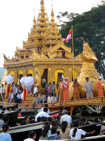 inle: festival, inle lake, burma