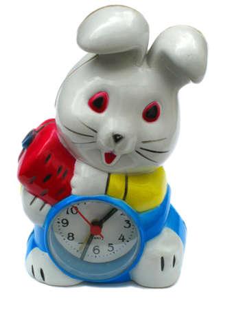 tacky: childrens clock