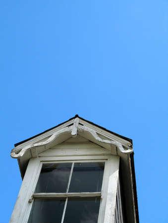 dormer: dormer and sky