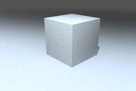 cuboid: box 6 Stock Photo