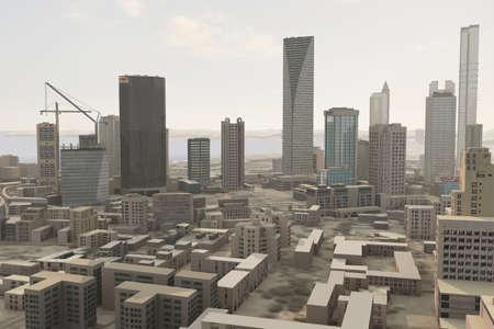 imaginary: imaginary city