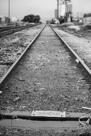 Main line to mine