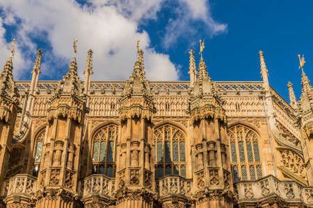 Westminster Abbey a heritage Site, London