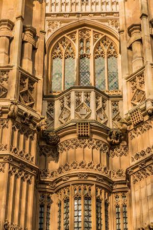 July 2020. London. Westminster Abbey a Heritage Site, London 版權商用圖片