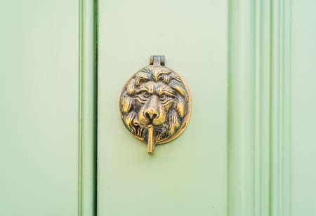 June 2020. London.Door knockers in Bloomsbury, London Uk Europe