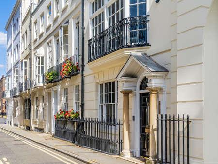 June 2020. London. A street scene in St James, London,England, UK Europe
