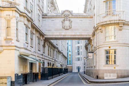 June 2020. London. A street scene in Covent Garden , London, Uk Europe 版權商用圖片