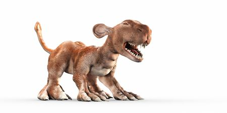 Prehistoric monster Stock Photo - 3081446