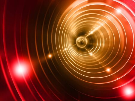 time fly: Abstract background Stock Photo