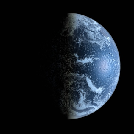 3d earth model with black background stock photo picture and 3d earth model with black background photo sciox Gallery