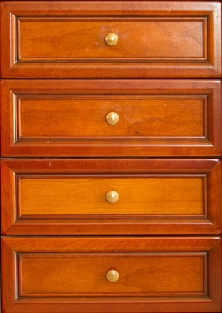 chest of drawers: drawer background