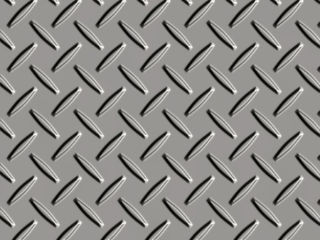 Diamond Plate Stock Photo - 11545833