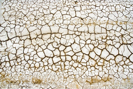 dry deshydrate cracked terrain ideal for textures or backgrounds.