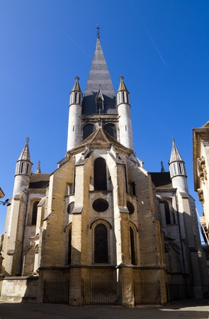 A Church In Dijon City ( Burgundy - France ) Stock Photo - 18722390