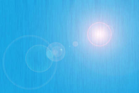 blue light flare with background pattern fade