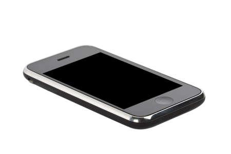 smart phone isolated on white background Stock Photo - 5127332