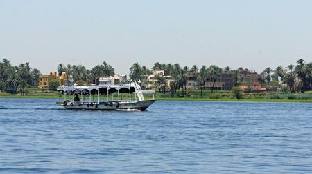idylle: Nile cruise