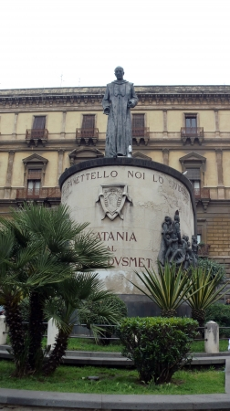 catania: impressions from cozy city catania in sicily