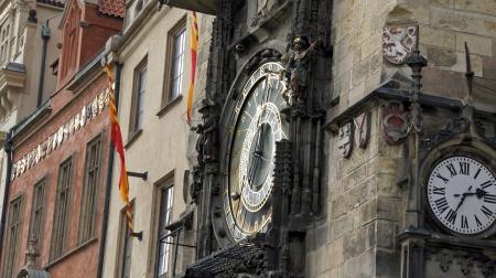 astronomical clock inprague, czech republic photo