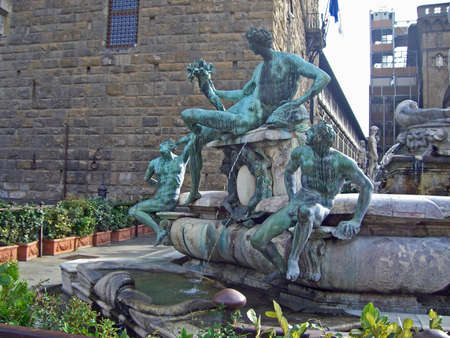 italien: trip to italien city florence Stock Photo