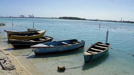 chica: lovely beach of boca chica