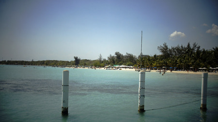 chica: the caribbean beach in boca chica