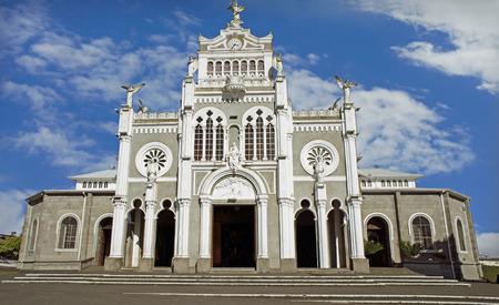 costa rica church in heredia