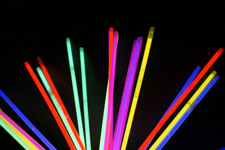 coloful: coloful lights for new years night party