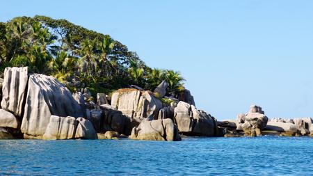 cocos: amazing cocos island on the seychelles