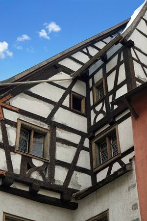 close ups: close ups from old architecture in germany Stock Photo