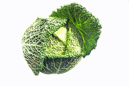 savoy: savoy cabbage
