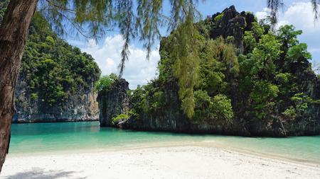 nang: amazing natural island in thailand near ao nang