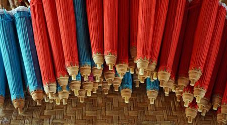 bo: manufacutre for paper umbrellas in asia