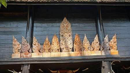 thai believe: traditional thai houses in thelanna style