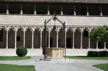 francesc: san francesc monastery on balearic island malorca Stock Photo