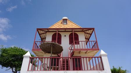 santa maria: old weight house in santa maria