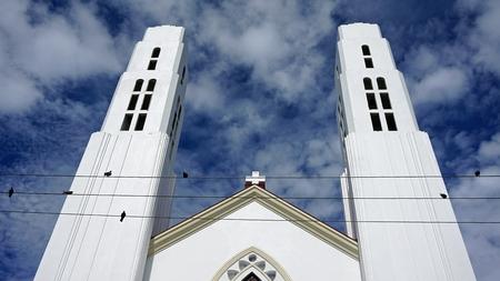 산티아고 드 로스 caballeros에서 기독교 예배당