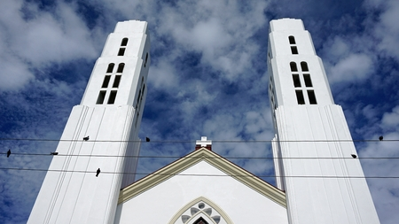 christelijke kapel in santiago de los caballeros