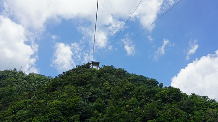 pica: amazing cable car ride on pica isabel del torres in puerto plata