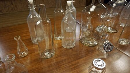 ドミニカ共和国のカリブ海ラム酒工場のショールーム