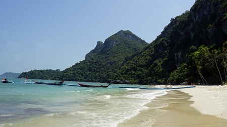wua ta lap island in ang thong marine national park